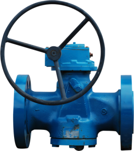 Pump X on Rockwell Plug Valves Figure 143